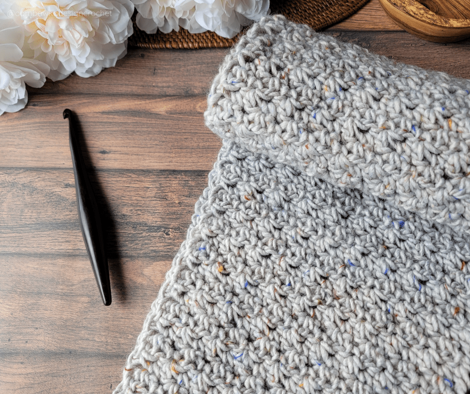 2021 An Old Favorite Crochet Scarf - Oombawka Crochet