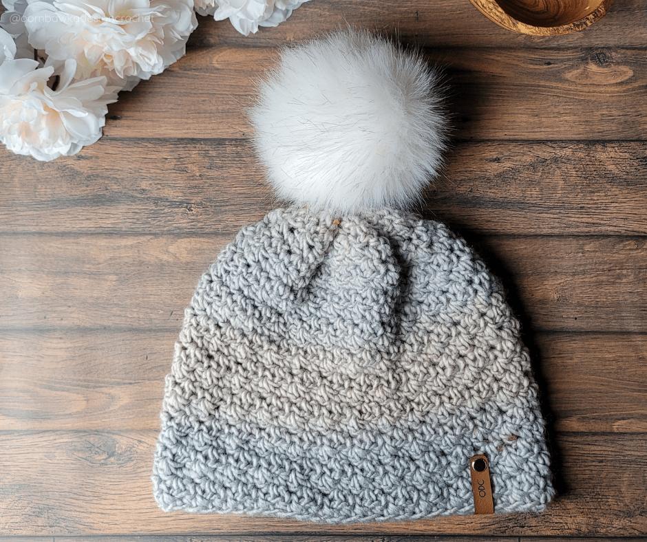 An Old Favorite Crochet hat Free Pattern - Oombawka