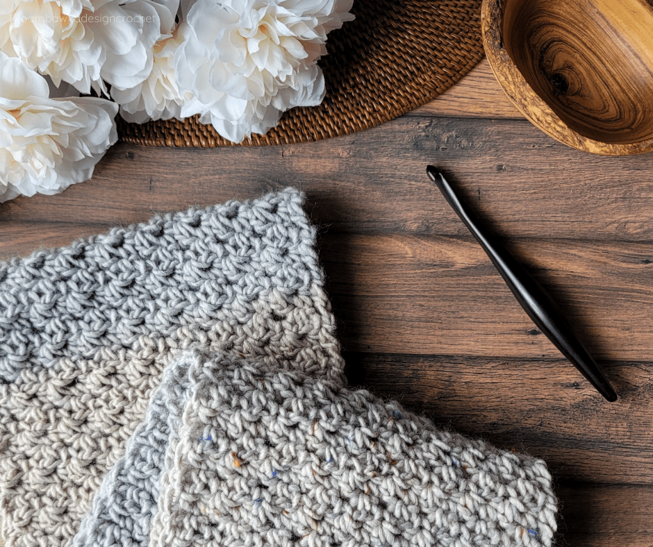 Old Favorite Scarf Crochet Pattern