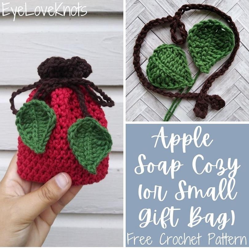 Apple Soap Cozy - Link Party 413