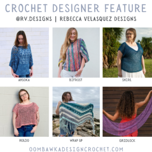 Designer Feature - Rebecca Velasquez
