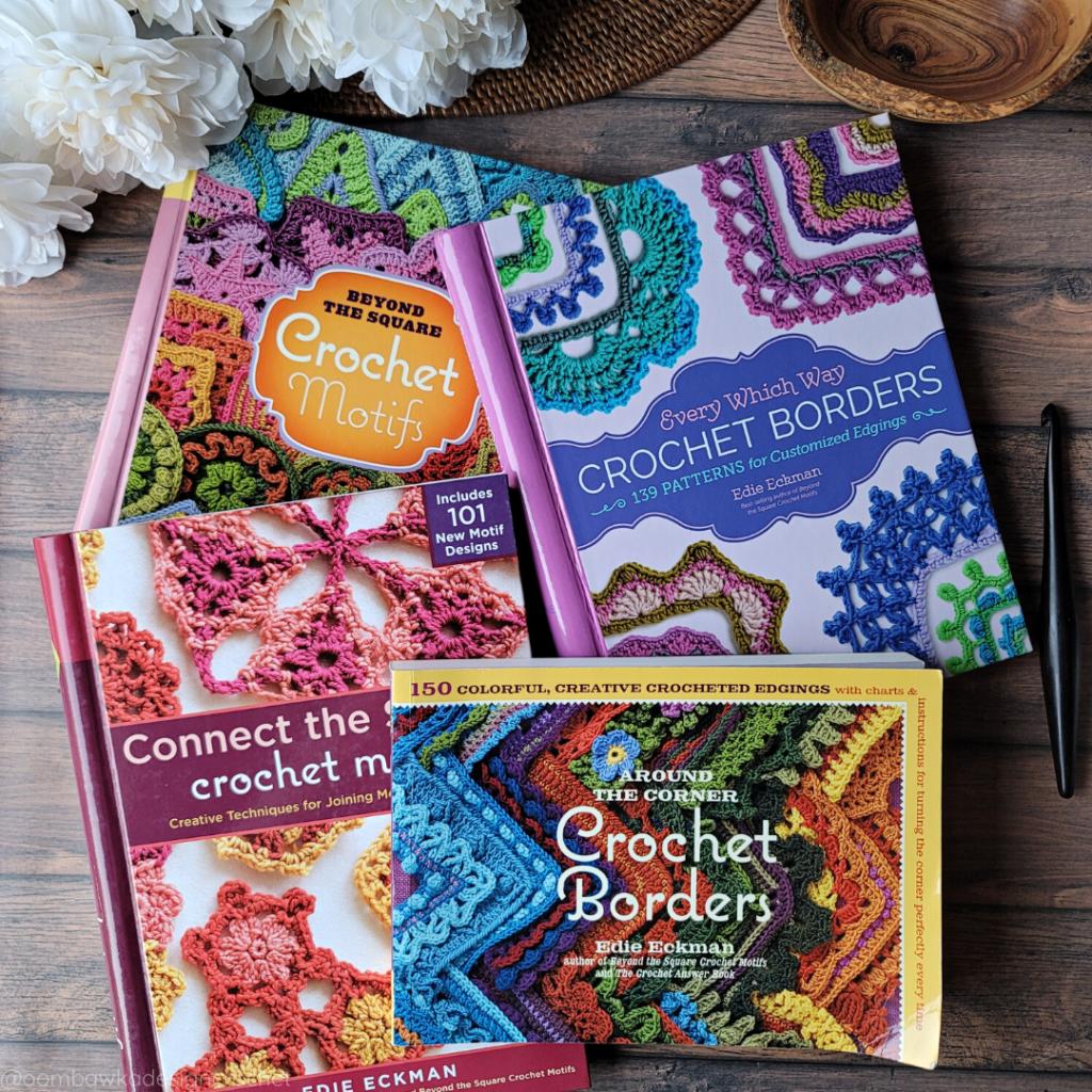 Favorite Crochet Books 2021