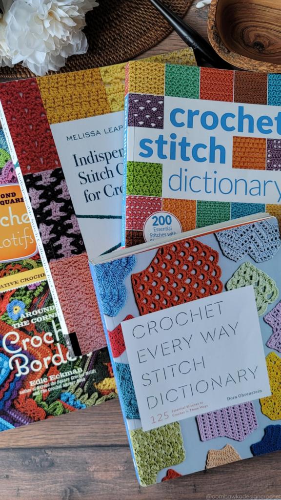 Favorite Crochet Stitch Dictionaries