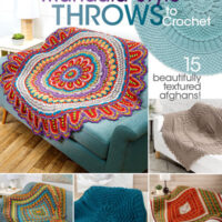 Mandala Style Throws to Crochet Review