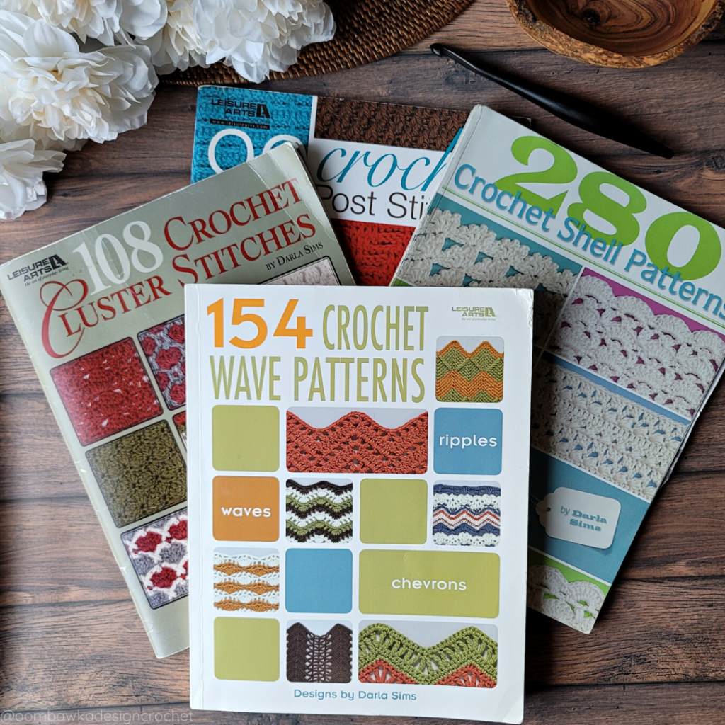 Old Favorites - Crochet Stitch Dictionaries
