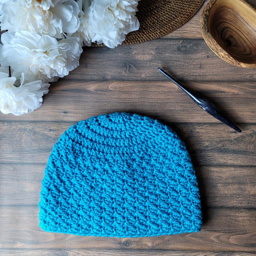 Suzette Crochet Hat Pattern - OombawkaDesignCrochet