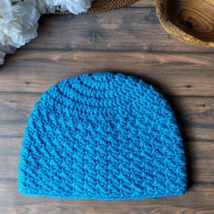 Suzette Stitch Crochet Hat Pattern - Oombawka