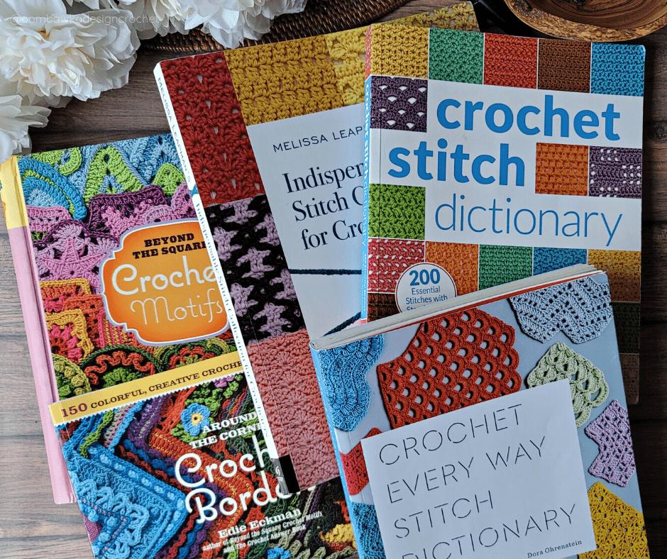 Top 5 Crochet Stitch Dictionaries