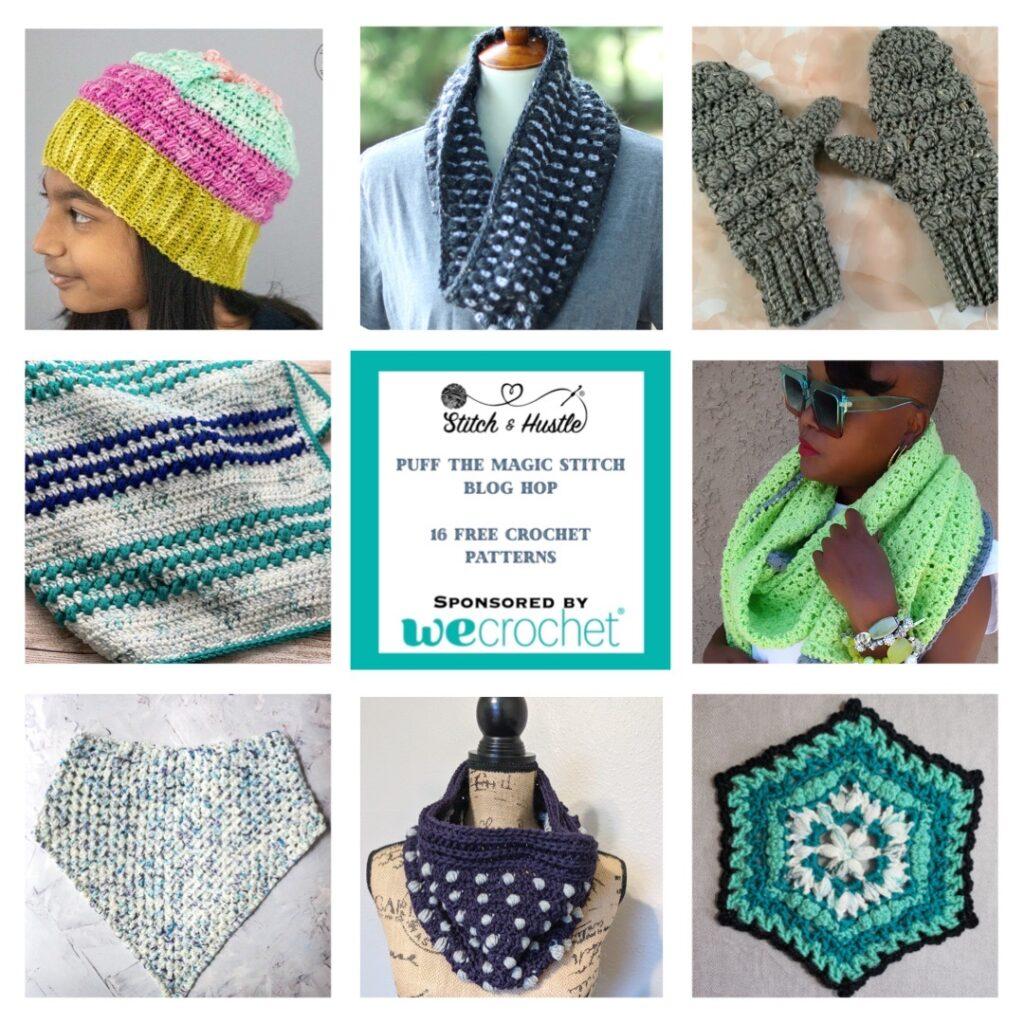 2021 Puff Stitch Crochet Pattern Blog Hop-3