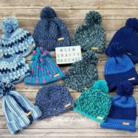 Blue Hats for Hat Not Hate - Link Party 418