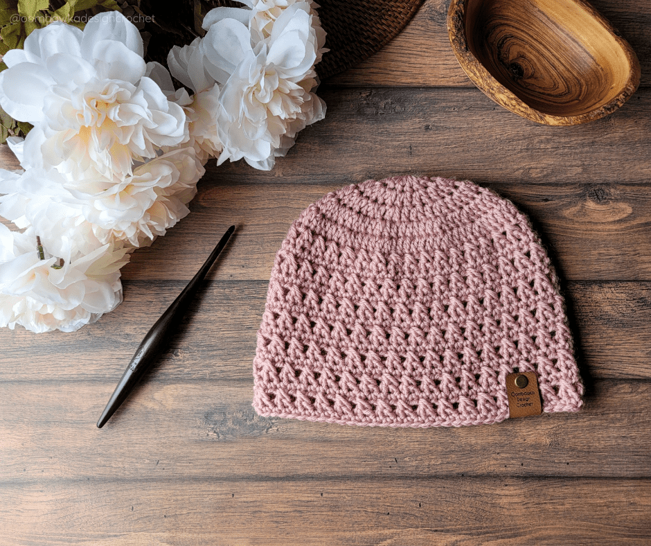 Cody Autumn Wool Hat Crochet Pattern Sizes Baby to Adult