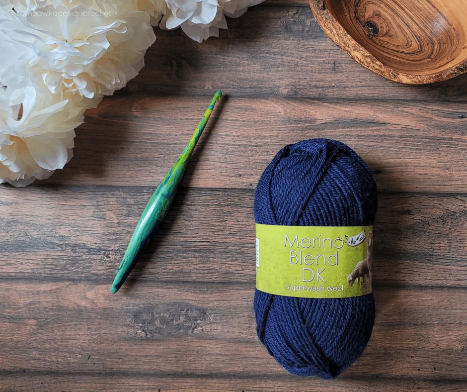 Cody Hat Yarn and Hook Oombawka Design Crochet