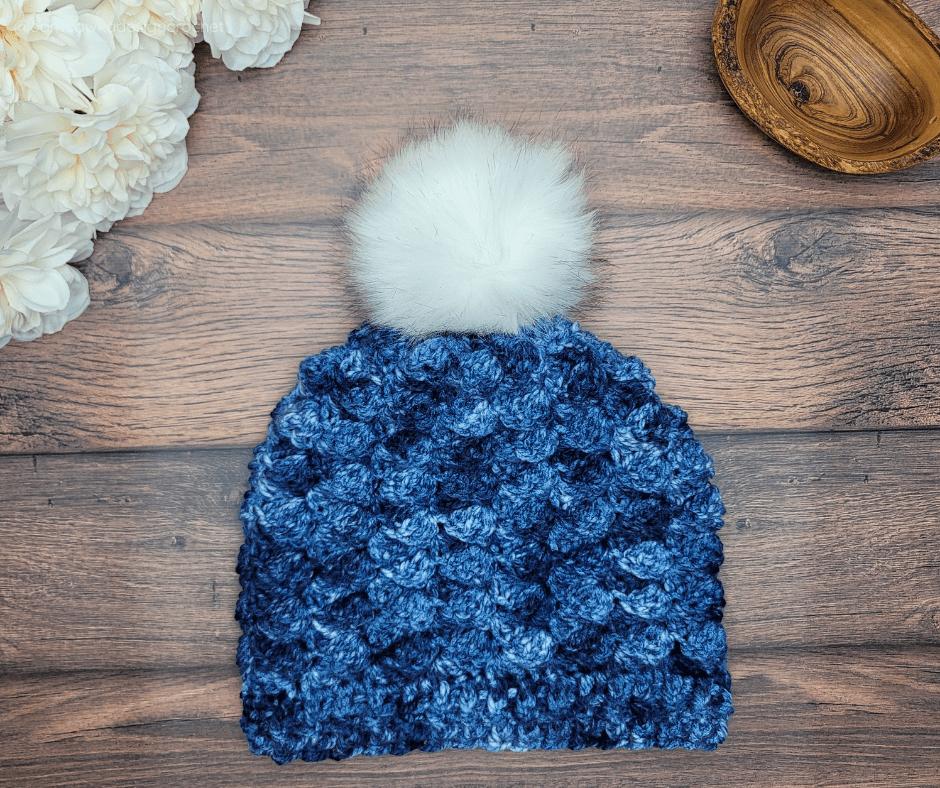 Easy Does It Textured Hat - Oombawka Design Crochet