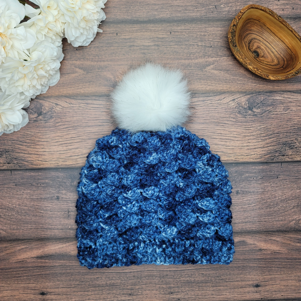 Easy Does It Textured Hat Pattern