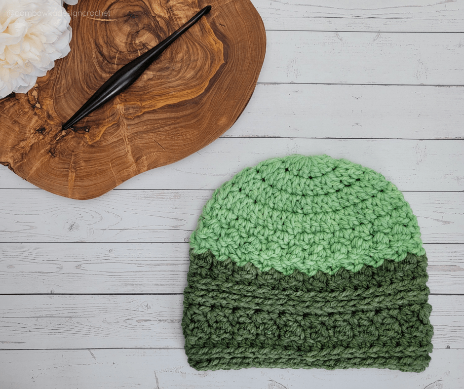 Jessica Winter Hat Crochet Pattern Oombawka Design Crochet