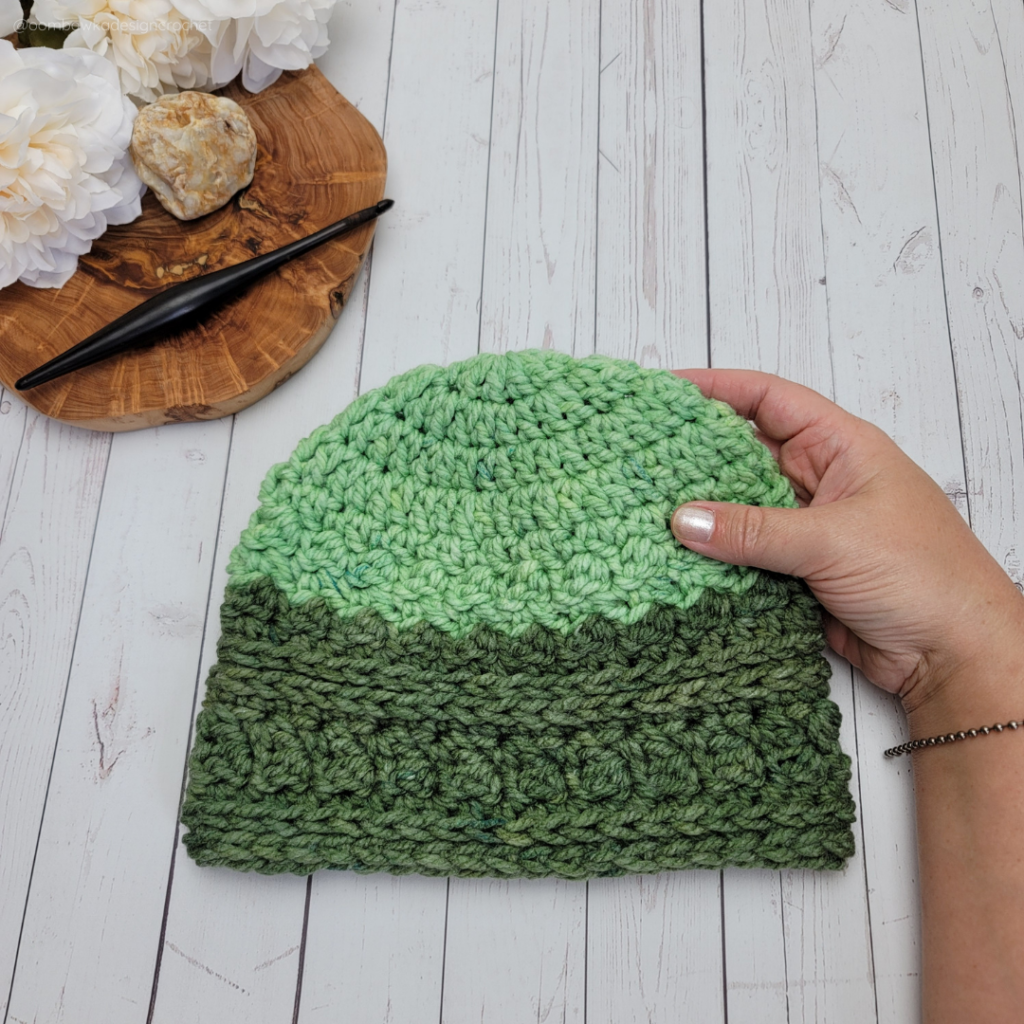 Jessica Winter Hat Pattern