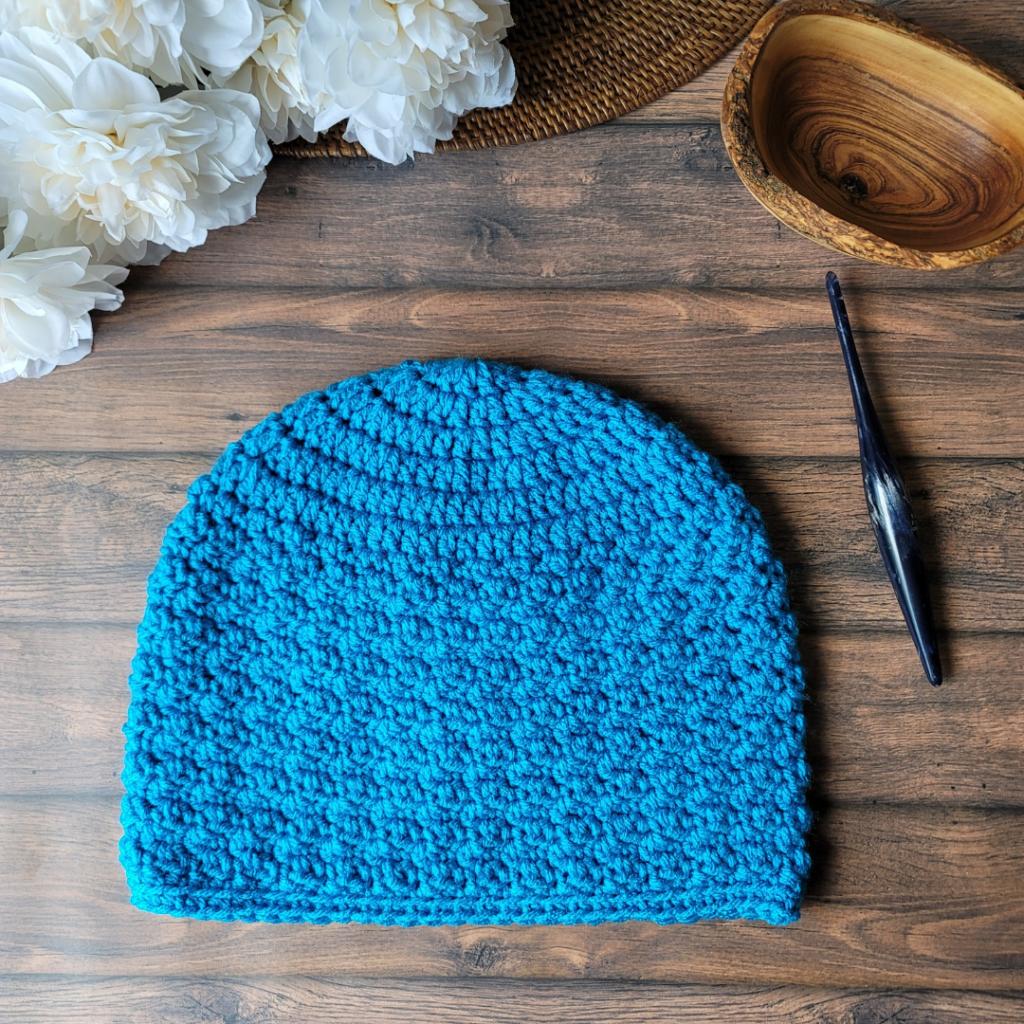 Lilian Hat Pattern - Rhondda Mol