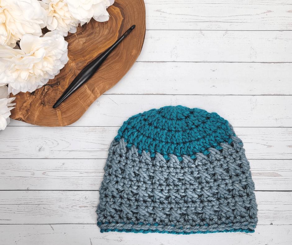 Lindsey Crochet Beanie Pattern OombawkaDesign