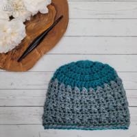 Lindsey Crochet Beanie Pattern OombawkaDesignCrochet