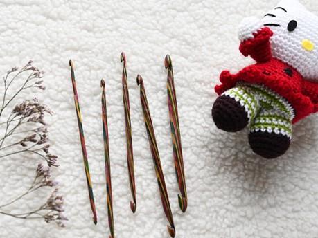 Types of Crochet Hooks - Double Ended Hooks