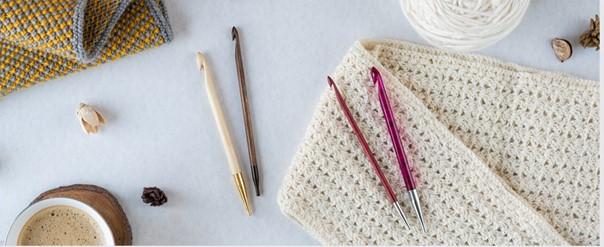 Types of Crochet Hooks - Guest Post