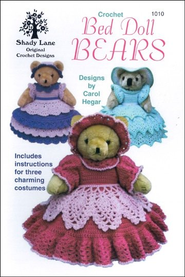 Bed Doll Bears from Shady Lane Original