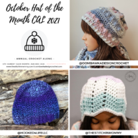 October Hat of the Month CAL 2021