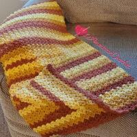 Cashton Baby Blanket - Link Party 419