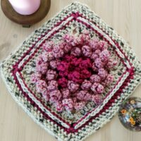 Chrysanthemum Square - Catherine Venner