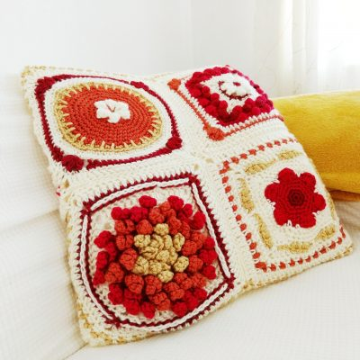 Fall in New England Cushion Catherine Venner