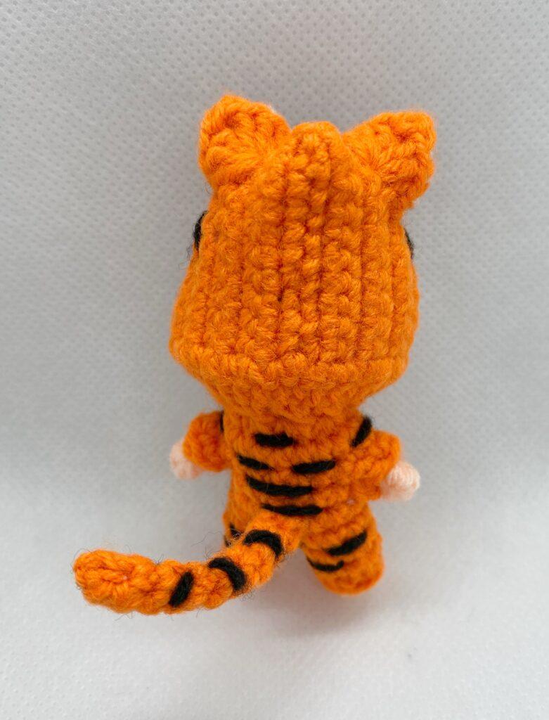 Tiger Lily Ami - Pocket Yarnlings