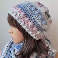 Sweet Serenity Hat Oombawka Design Crochet