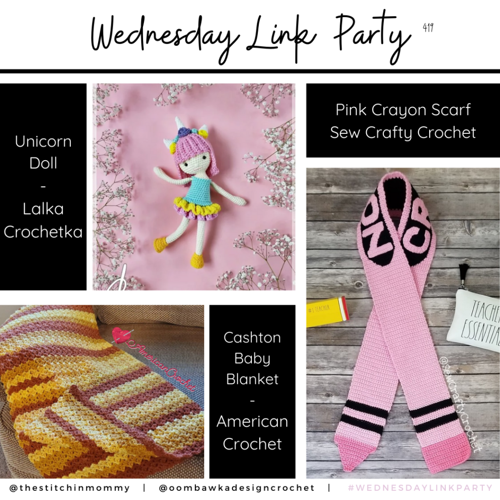 Wednesday Link Party 419 Instagram