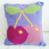 Cherry Cushion Cover